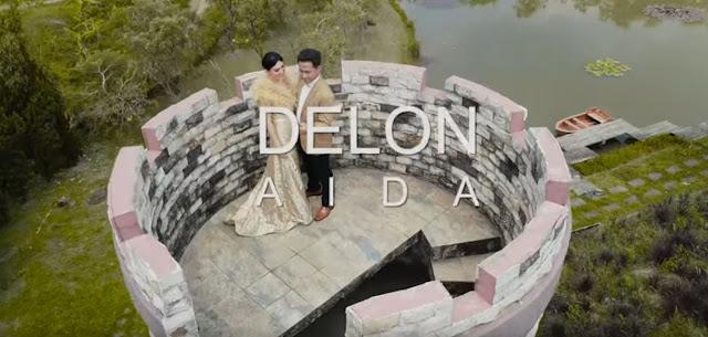 Lirik Lagu Aida - Delon (2019)