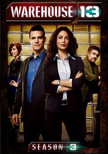 Baixar Warehouse 13 3ª Temporada Dublado