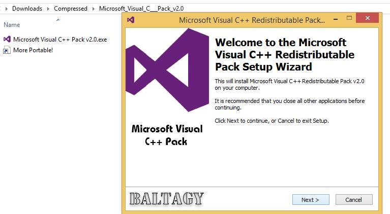 download microsoft visual c   2005 sp1 redistributable package x32