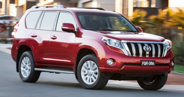 LAND CRUISER PRADO 2.7 AT JEEP