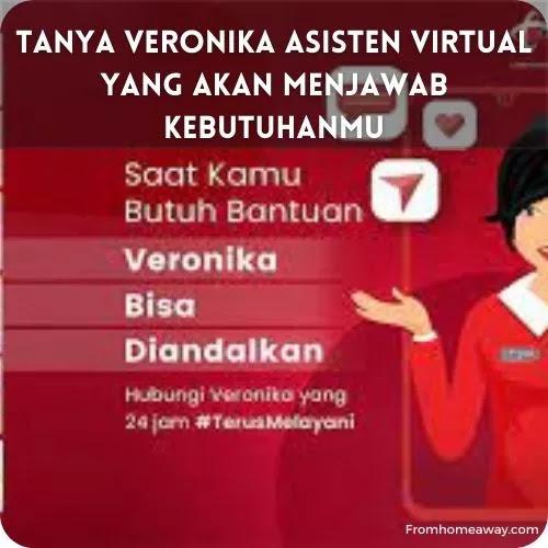 Tanya Veronika Asisten Virtual Yang Akan Menjawab Kebutuhanmu