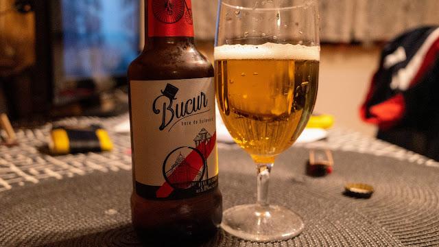 Bere Bucur la sticlă