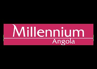Millennium angola Logo Vector