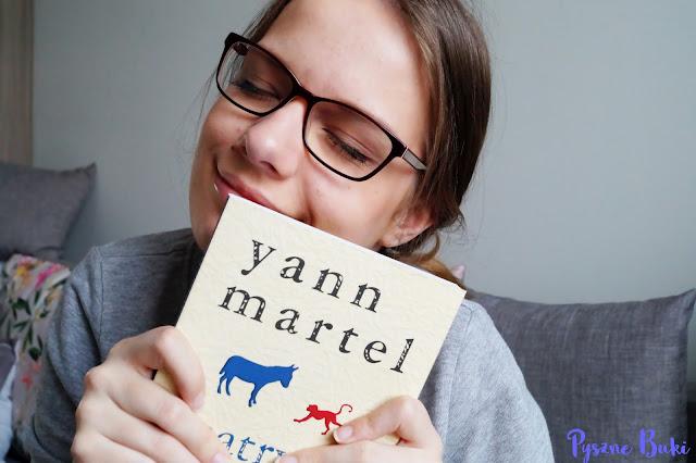 [2] Beatrycze i Wergili - Yann Martel
