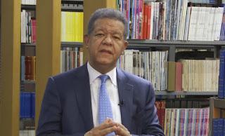 Leonel Fernandez un verdadero estadista y respetuoso de las leyes