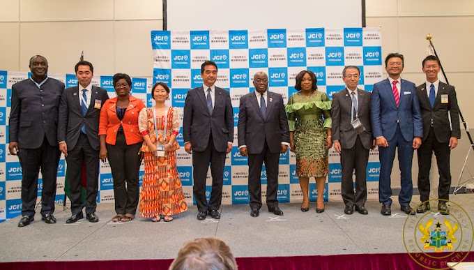 """""""SDG's Implementation: Ghana Will Be A Shining Example"""" – President Akufo-Addo"""