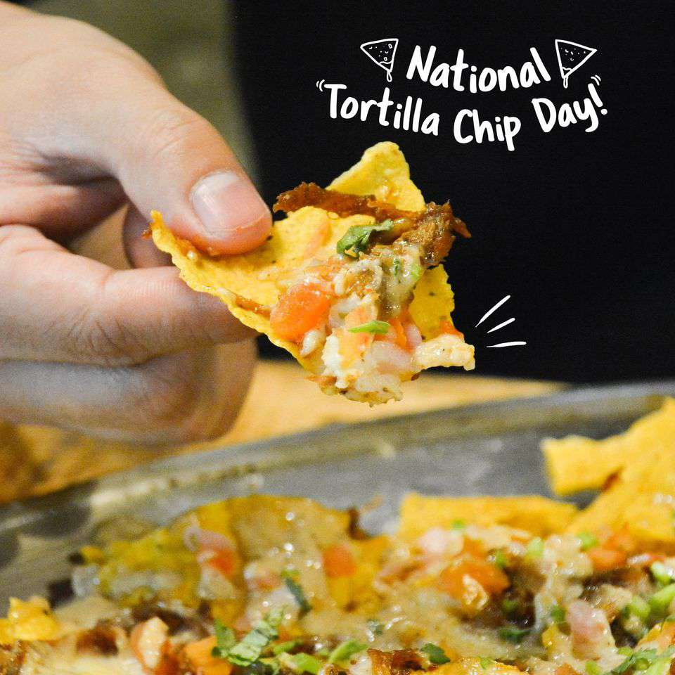 National Tortilla Chip Day Wishes Unique Image