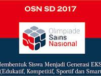 Download Soal Olimpiade Sains Nasional (OSN) SD Terbaru Tahun 2017