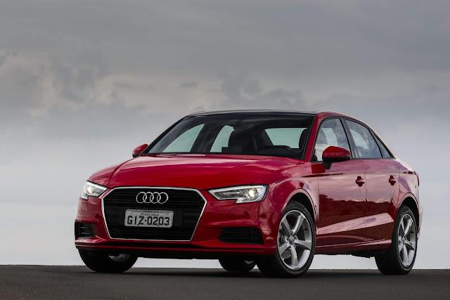 Novo Audi A3 Sedan 1.4 Flex 2017