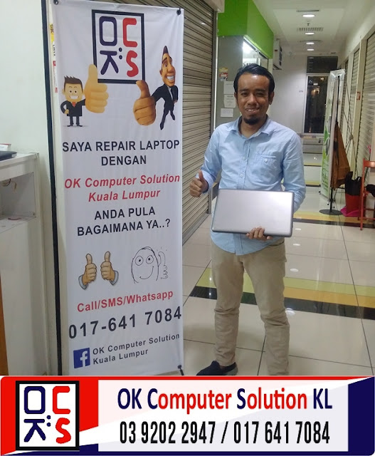 [SOLVED] SERVIS LAPTOP HP COMPAQ CQ42 | REPAIR LAPTOP CHERAS 11