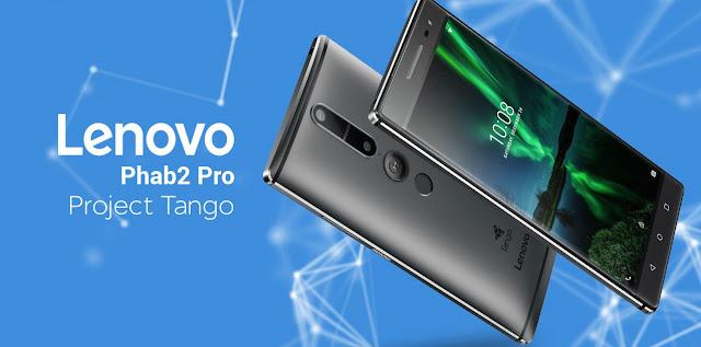 Lenovo Phab 2 Pro Full Spesifikasi dan Harga Terbaru 2016