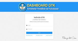 10 Langkah Cara Daftar dan Login Verifikasi Validasi Individu GTK