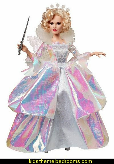 Disney Cinderella Fairy Godmother Doll