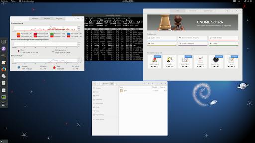 Debian 9 Strech