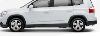 Ulasan Terbaik dari Harga Chevrolet Orlando yang Terjangkau