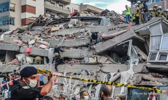 Gempa Laut Aegean: 22 Orang Tewas di Turki dan Yunani