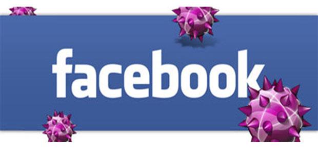 Pagina para mudar a cor do Facebook é Vírus