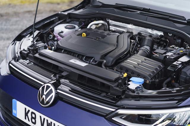 VW Golf 2021 1.0 TSI MT