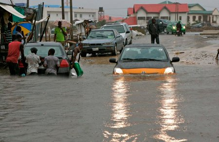 Abuja Communities Ravaged By Flood, 3 Persons Killed