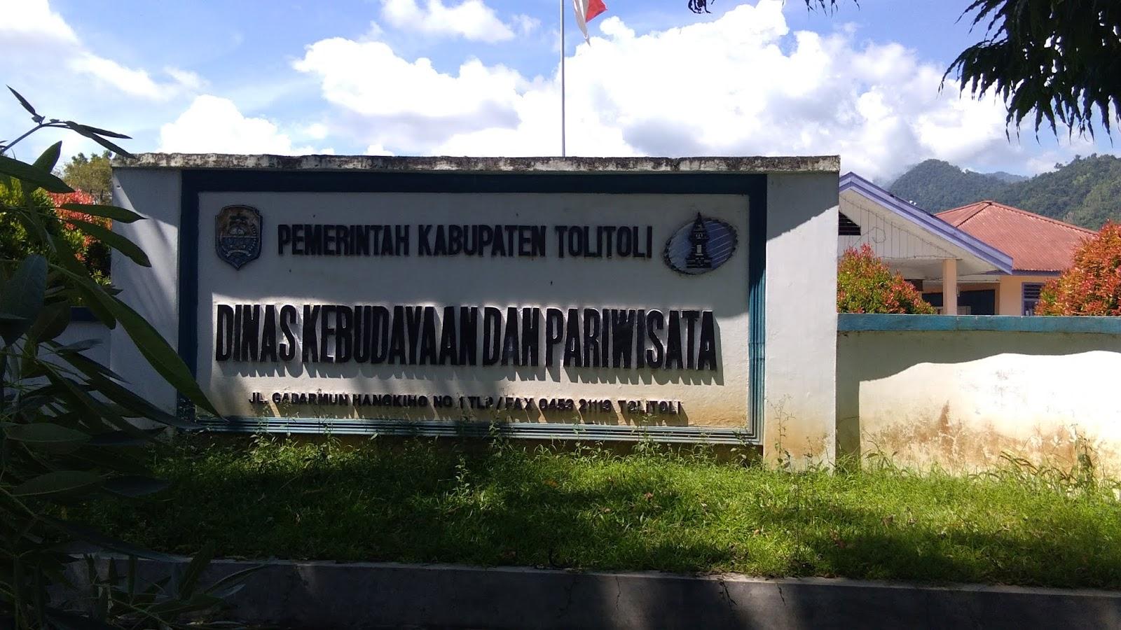 Tumbuhkan Minat Kids Jaman Now. Dinas Pariwisata Kabupaten Tolitoli Kembangkan Musik Kreasi