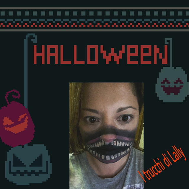 trucco halloween 2016