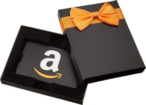 Sorteio de um Gift Card da Amazon no valor de $ 2.000