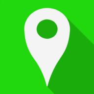 location shadow icon