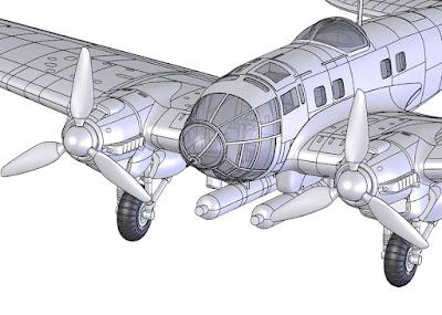 Heinkel He111 H-6 picture 6