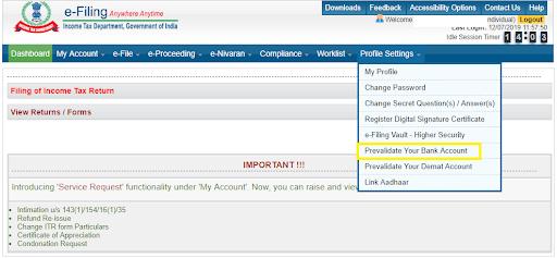 bank account validation regex