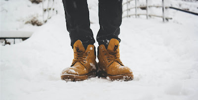 Winter Foot Problems - During the Cold Season