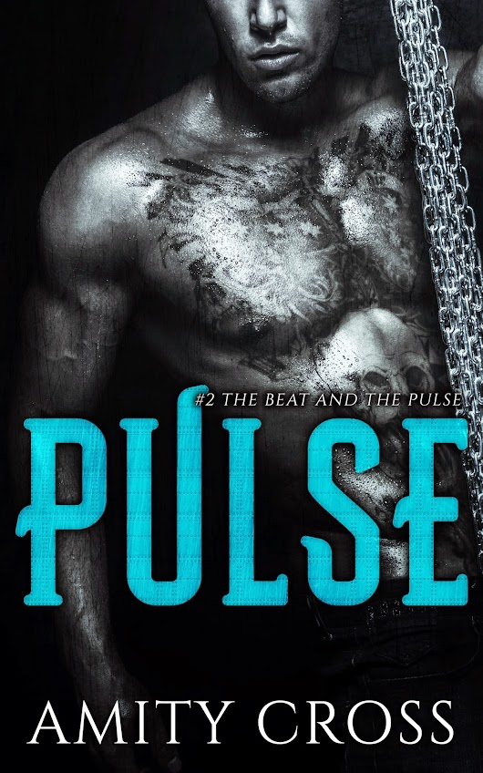Cover Reveal for Pulse by Amity Cross
