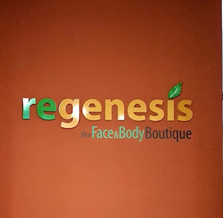 Regenesis - My first Revlite Facial