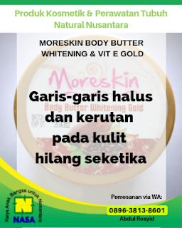 Moreskin Body Butter Whitening And Vit E Gold