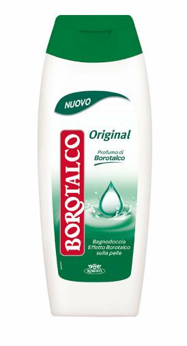 Borotalco Gel de dus Idratante, 500 ml