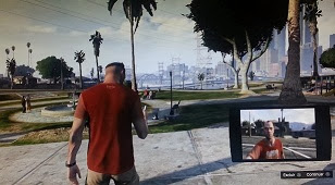 GTA V, Take Picture, Save on PC, Share on Twitter, Facebook