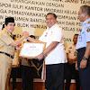 Wako AJB Raih Penghargaan Anubhawa Sasana Desa