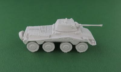Sd Kfz 234/2 Puma Armoured Car picture 4