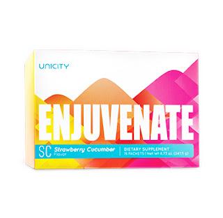 Unicity Enjuvenate ( thực phẩm bảo vệ sức khỏe )