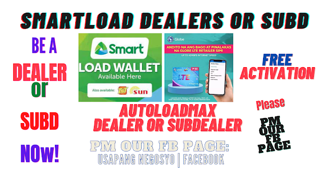 BE A DEALER OR SUBDEALER OF SMARTLOAD AND AUTOLOADMAX TRADITIONAL LOADING