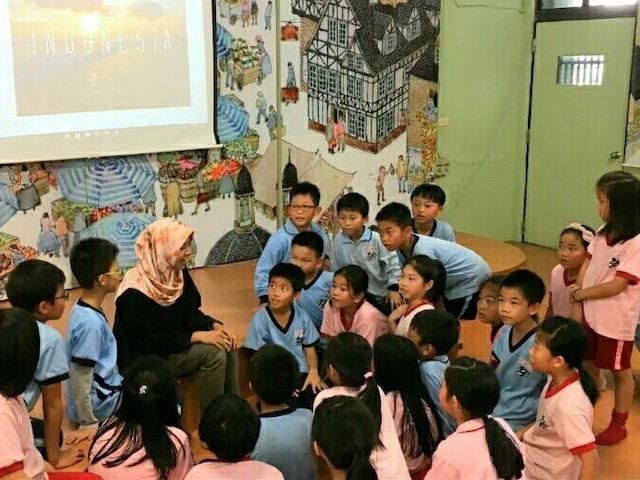 Cultural Sharing at School