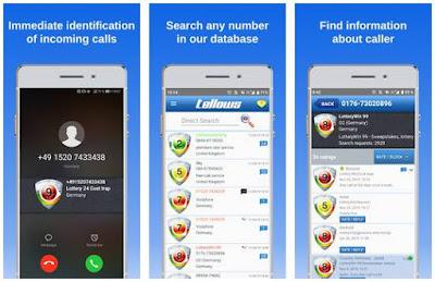 Aplikasi Pelacak Nomor HP - Tellows