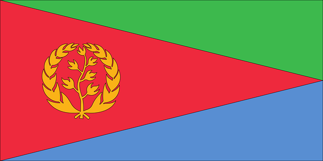 Bendera Nasional Eritrea
