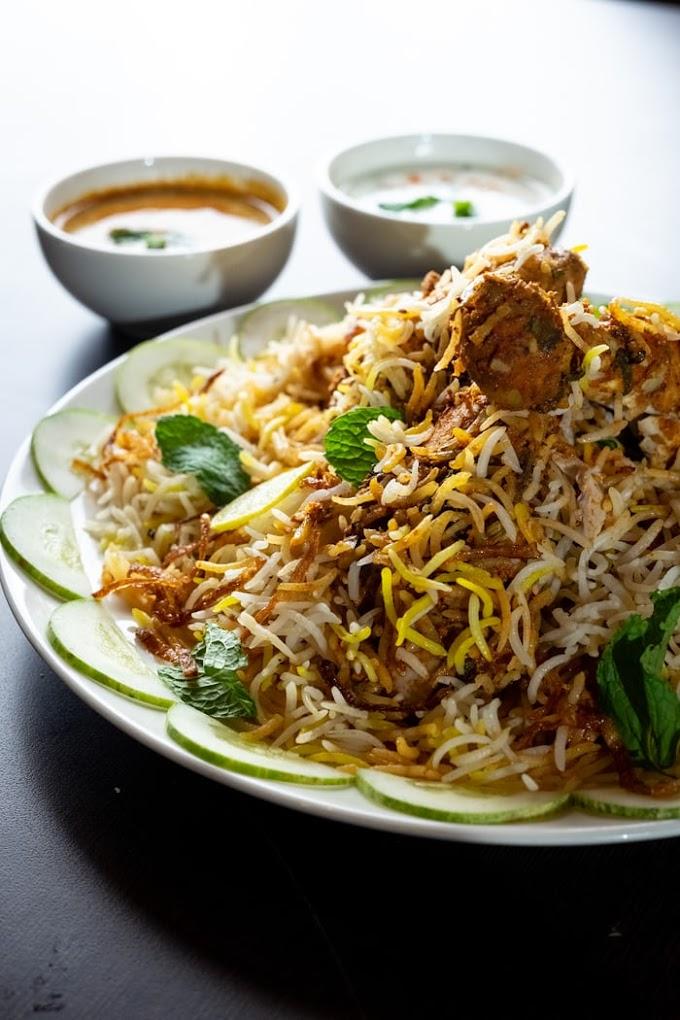 How to make chicken biryani at home | Chicken biryani recipe restaurant style |