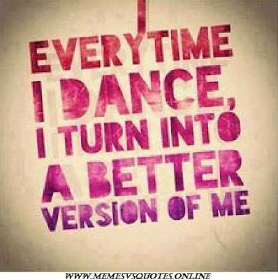 Every time i dance