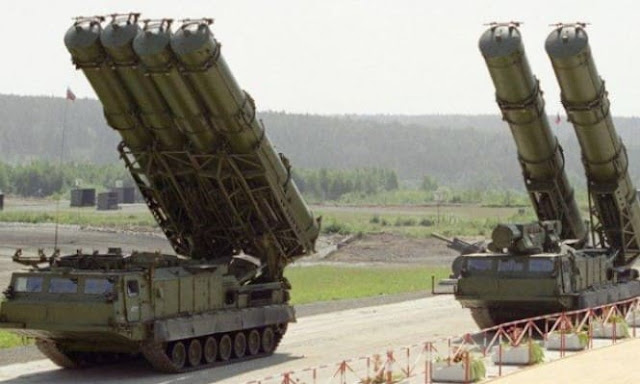 منظومات إس-300 للدفاع الجوي إلى سوريا خلال أسبوعين