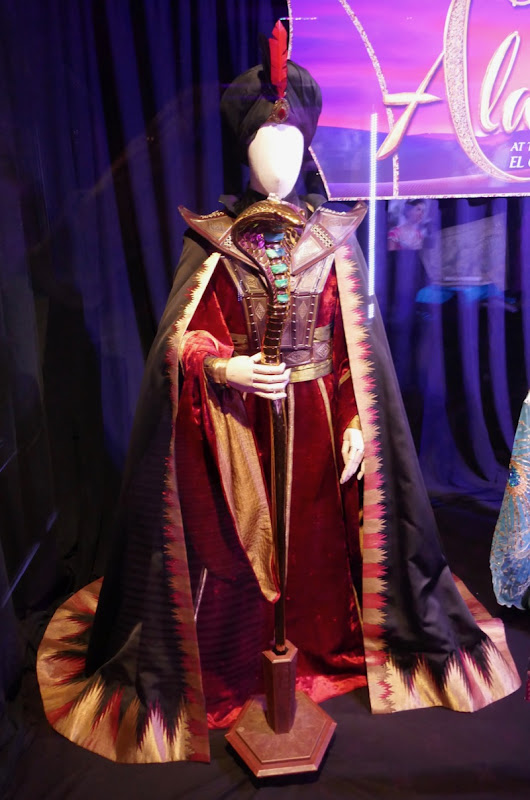 Marwen Kenzari Aladdin Jafar film costume