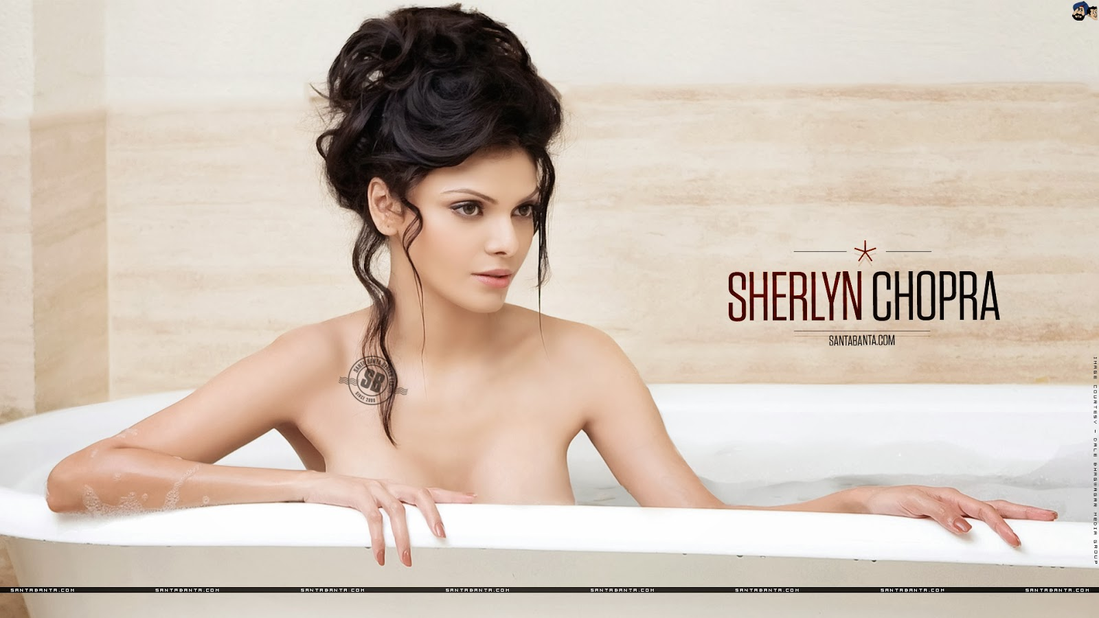 Sherlyn Chopra Nude Pics From Playboy