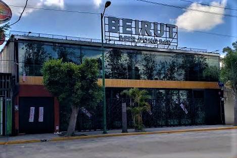 Clausuran bar Beirut