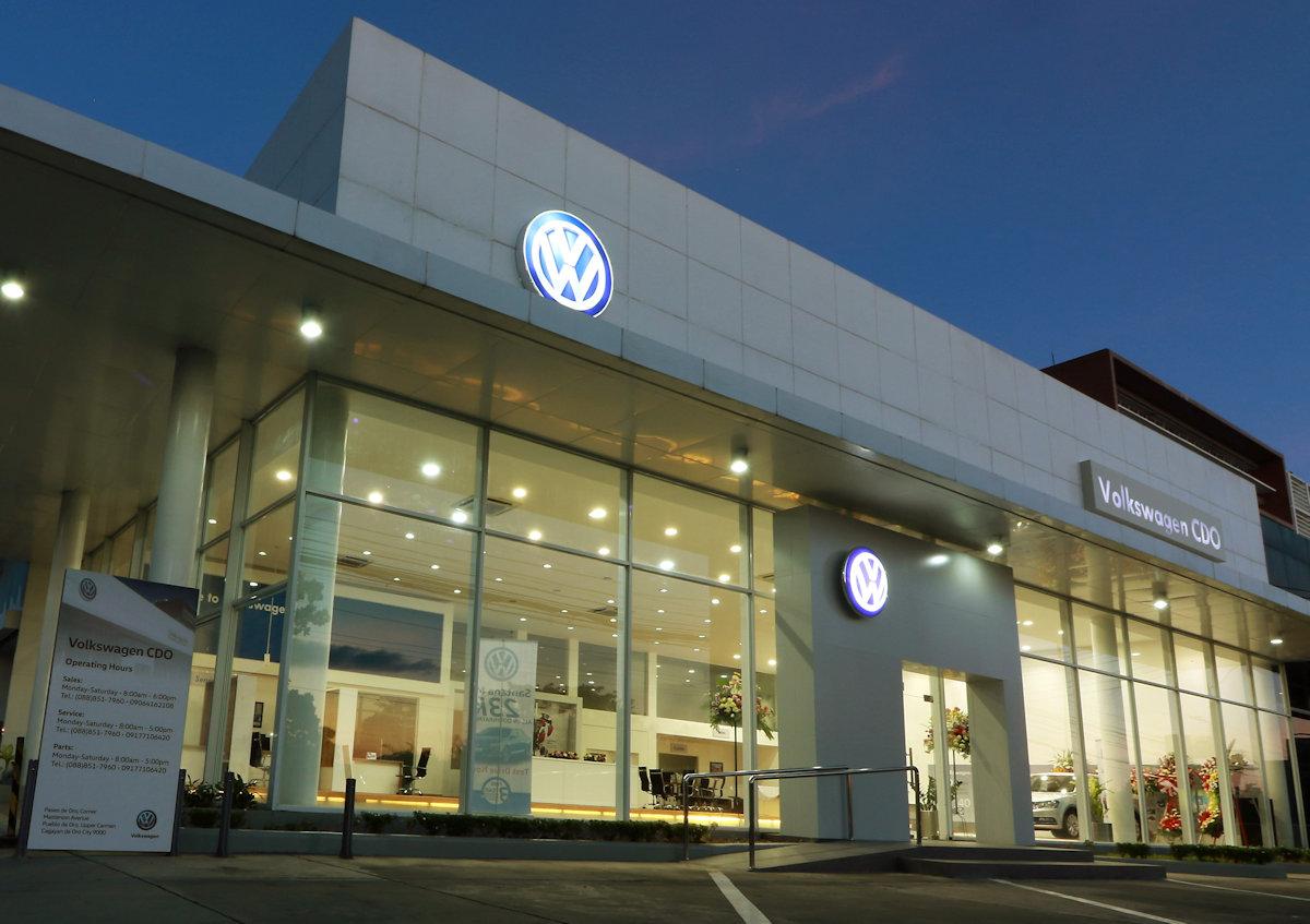 Volkswagen Opens First Mindanao Dealership In Cagayan De