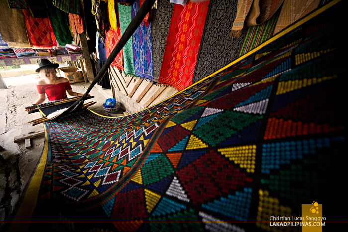 What to See in Zamboanga City Yakan Weaving Village